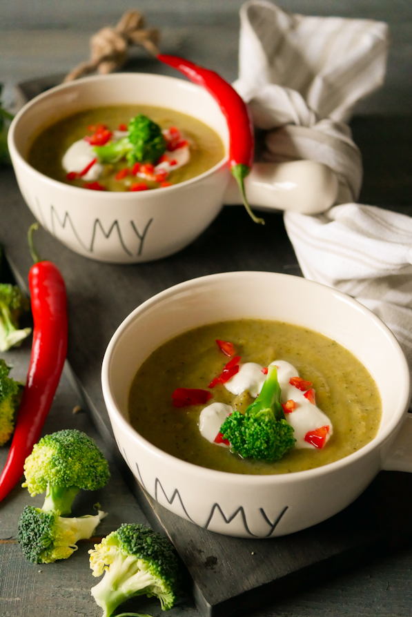 Broccoli Cremesuppe